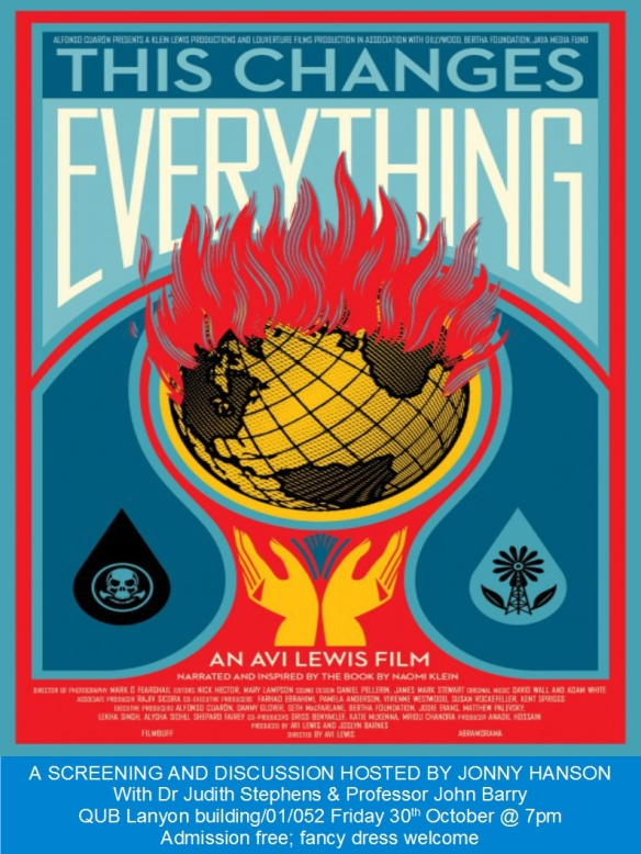 This changes everything flier