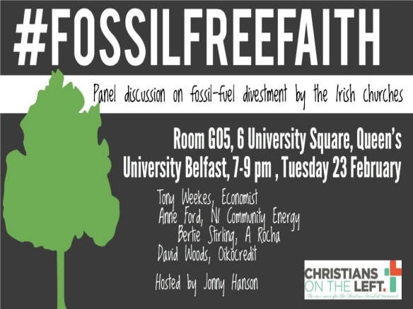 Fossil Free Faith