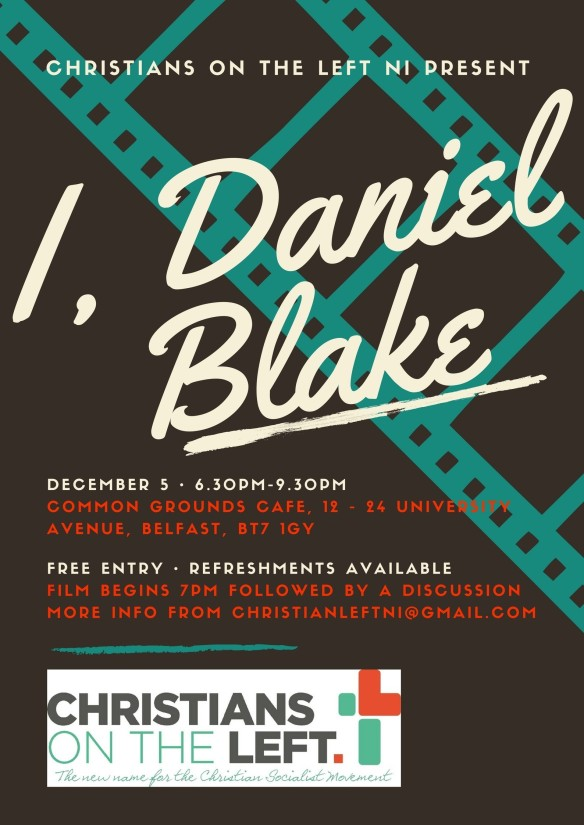 I, Daniel Blake screening